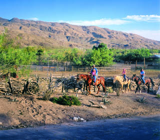 Dude Ranch in Tucson (Photo courtesy of the Arizona Office of Tourism)