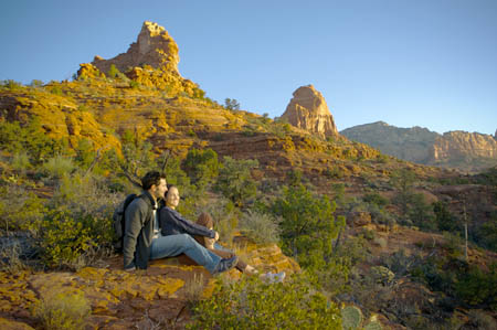 Sedona (Photo by Todd Brenneman, courtesy of the Arizona Office of Tourism)