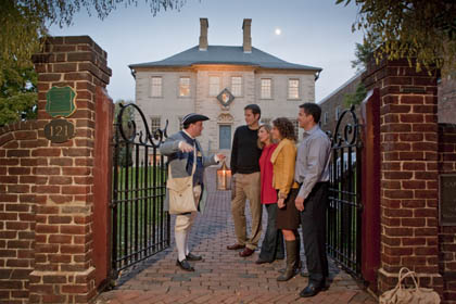 Historic Old Town Alexandria (Photo by Richard Nowitz, courtesy of Virginia Tourism Corporation)