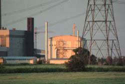 耕地用のバイオマス発電施設(写真 FreePhoto.com)