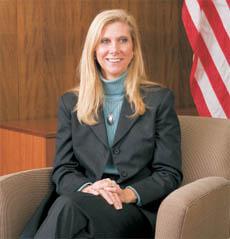 マルゴ・キャリントン 在福岡米国領事館・首席領事