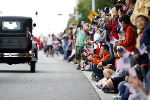Fourth of July Parade in Anchorage