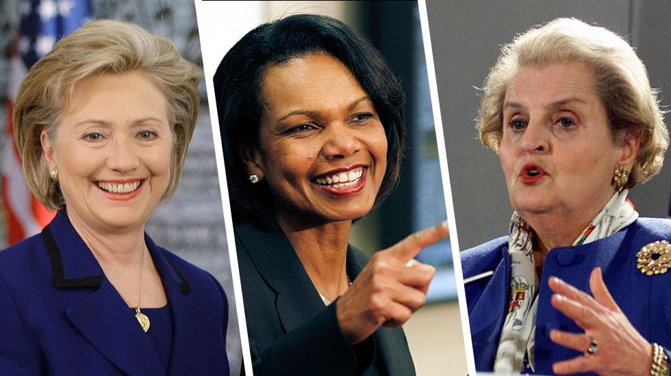 three secretary of state