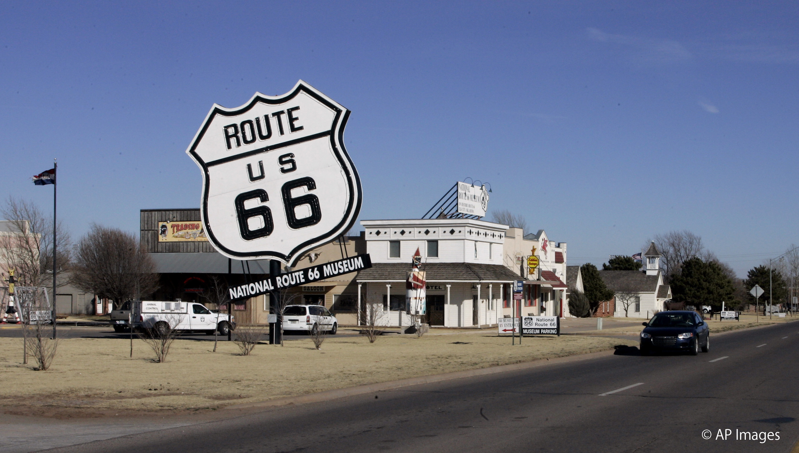 U S Route 66 A Journey For Travelers Seeking Americana
