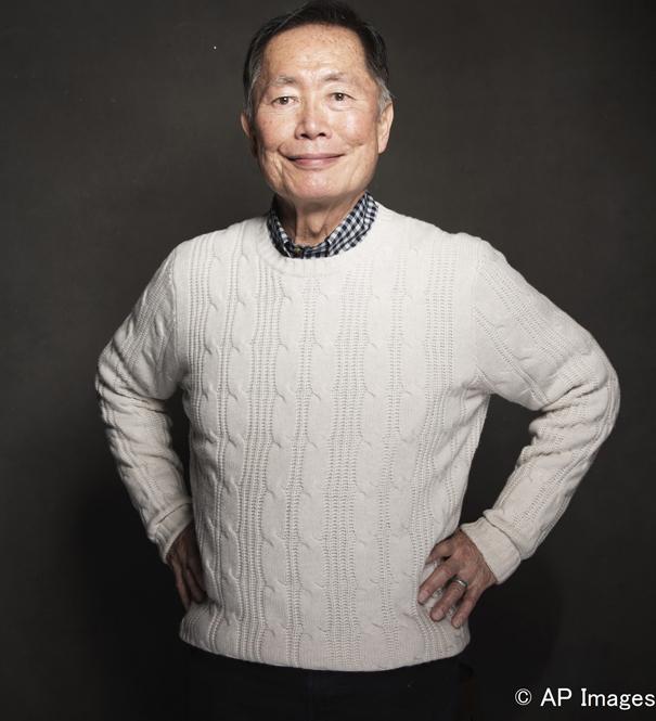 2014 Sundance Film Festival - George Takei Portraits