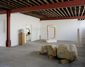 11 Installation View, The Noguchi Museum