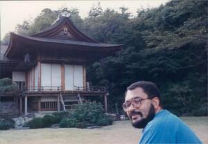 ハロルド 日本にて撮影