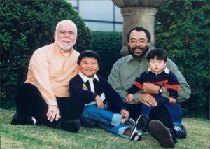 家族写真 family photo