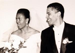 2014年10月3日はオバマ夫妻の22回目の結婚記念日だった。 (@FLOTUSTwitter)