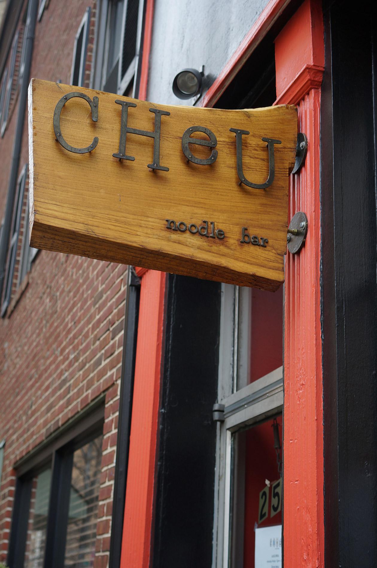 chew noodle bar
