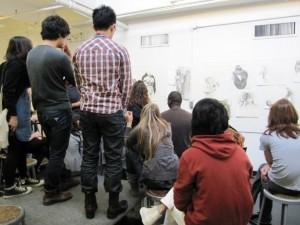 パーソンズ大学で美術を学ぶKodoさん