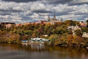 Georgetown University, Washington D.C. (Photo by David Harmantas@https://flic.kr/p/bVMFe9)