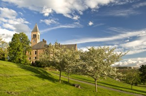Cornell University Campus in Update New York