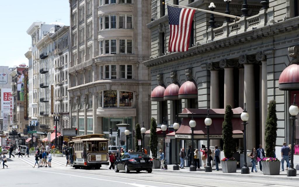 サンフランシスコ(写真提供:カリフォルニア観光局)