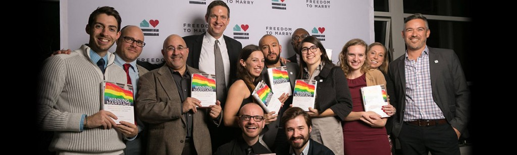 Freedom to Marry group shot