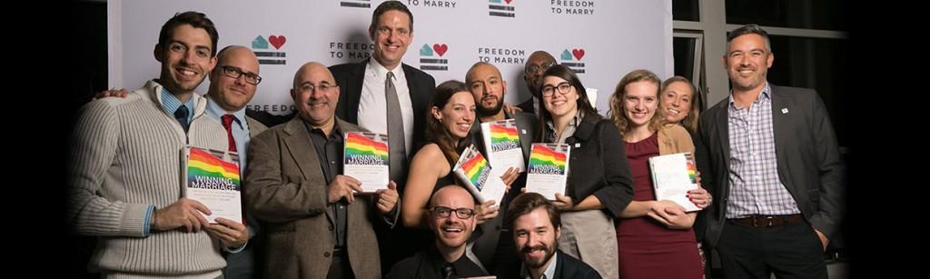 同性婚合法化運動推進のために2003年に設立された「Freedom to Marry」