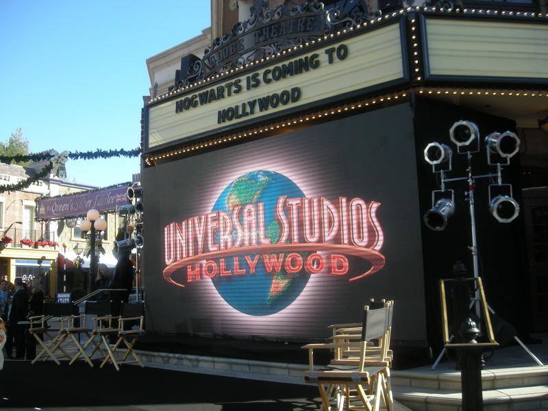 ユニバーサルスタジオ・ハリウッド(写真提供:カリフォルニア観光局)