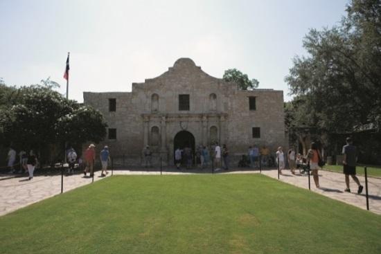 San Antonio Missions UNESCO World Heritage site