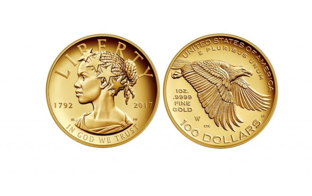 2017 American Liberty 225th Anniversary Gold Coin (U.S. Mint)