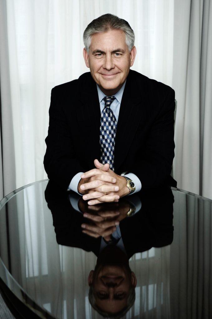 レックス・ティラーソン新国務長官 (© AP Images)