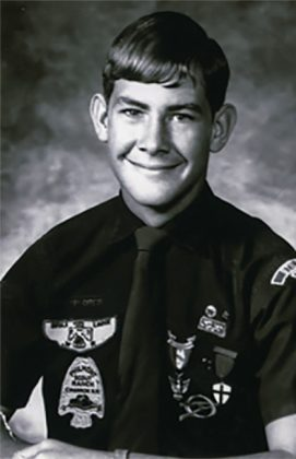Tillerson achieved the rank of Eagle Scout at 13. (Boy Scouts of America)