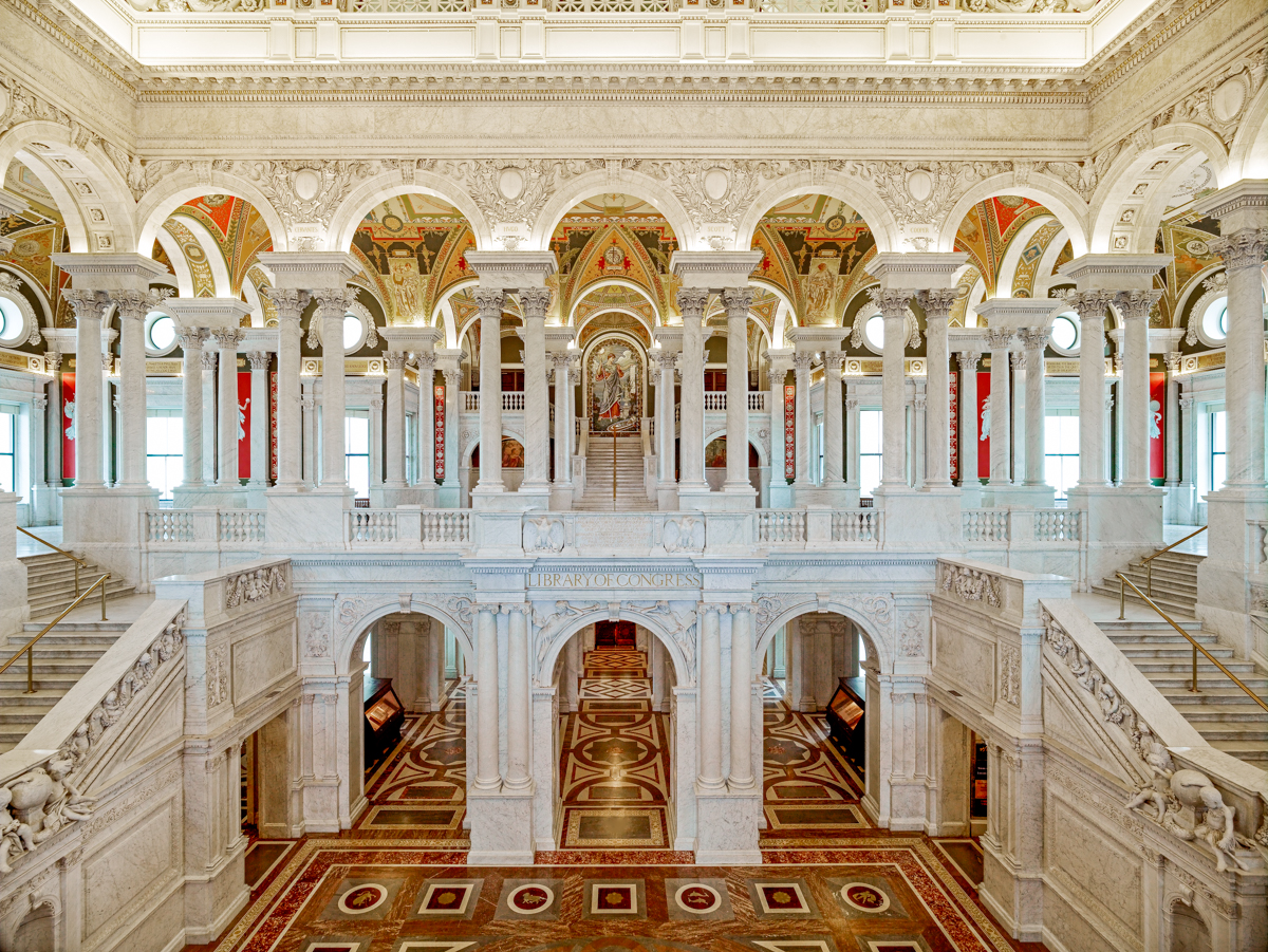 Book A Tour Of Library Of Congress