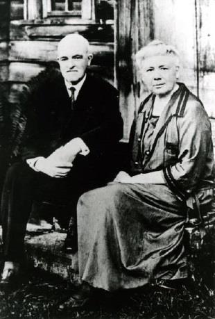George and Ida Pierson