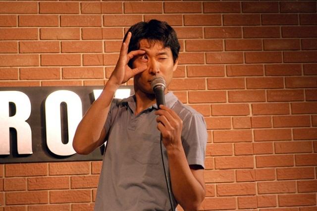 ニューヨーク市マンハッタンでインプロを披露。2008年