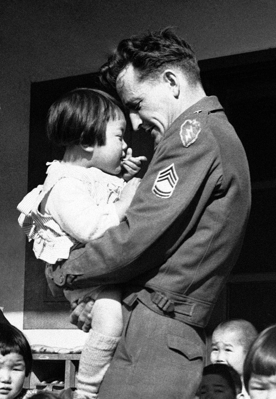 Master Sergeant Hugh O'Reilly (© AP Images)