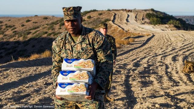 (U.S. Marine Corps/Sgt. Devan Gowans)
