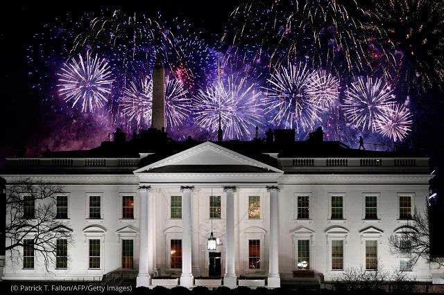 (© Patrick T. Fallon/AFP/Getty Images)