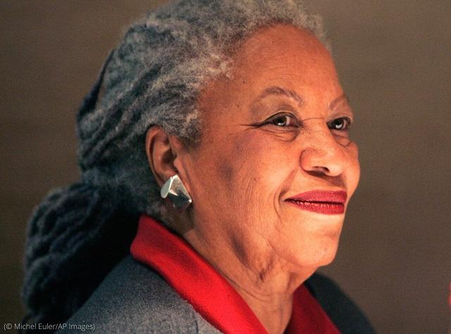 Toni Morrison (© Michel Euler/AP Images)
