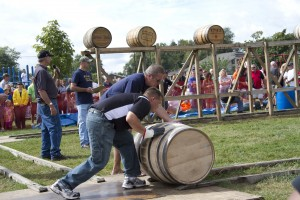Bourbon Festival, Barrel Roll horizontal